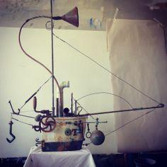 Boat Sculpture - Small Researcher