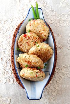 Placki z twarogu z płatkami owsianymi i warzywami | KAKU fashion cook – o modzie i kuchni w jednym miejscu! Pierogi, Mille Crepe, Crepes, Bon Appetit, Dutch, Pancakes, Cookies, Dinner, Baking