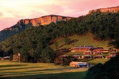 Virtuoso - Emirates Wolgan Valley Resort & Spa.  Blue Mountains, Australia