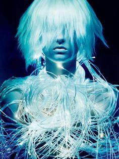 The Glow | Alain Pichon ( Hair Stylist ) | Leica S Magazine