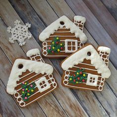 Photo - Dialogues Dialogues Dialogues Welcome to our website, We hope you are satisfied with the content we - Cute Christmas Cookies, Christmas Biscuits, Christmas Gingerbread House, Iced Cookies, Christmas Cupcakes, Christmas Sweets, Noel Christmas, Holiday Cookies, Christmas Baking