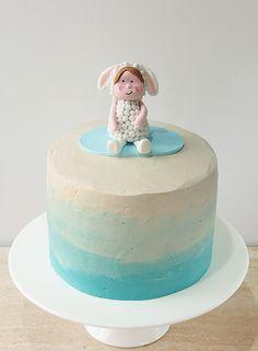 Baby shower cake / Torta de Baby shower Torta Baby Shower, Le Cordon Bleu, Pie, Desserts, Food, Shower Cakes, Baby Shower Cakes, Home Made, Desert Recipes