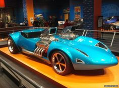 "Fully Funtioning Hot Wheel Replica: ""Twin Mill"" - MemePix --if it is not a Vette, it borrows its style"