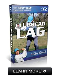 "If you are struggling to increase both the QUANTITY and QUALITY of your clubhead lag, you will discover something special in this newly released video. Bobby Clampett, commonly referred to as the ""King of Lag"", is proud to present Impact Zone Golf's Clubhead Lag Program."