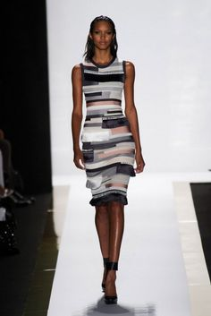 Herve Leger by Max Azria S/S 2014 New York FW