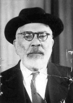 This is the photo of my grandfather, Rabbi and Great Judge Moshe Haddad, who was member of the Judenrat in Nabeul, in pro-Nazi Vichy Tunisia under the 6 months of Nazi occupation. He had to wear the yellow star, and follow the orders of the infamous SS Walter Rauff, who was involved in the invention of the gas vans in Nazi Poland, where all members of both parents of my husband died in the Shoah. He is mentioned in a Yad Vashem publication. Edith Shaked
