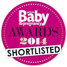 Betty Bramble shortlisted for a  2014 Prima Baby & Pregnancy Award #yahoo #primababy #awards