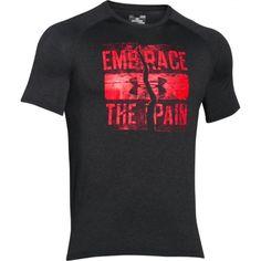 Pánské tričko Under Armour Embrace černé