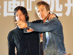 Actor Norman Reedus attends the 3rd annual Hollywood Collectors Convention at Hotel Grand Palace on December 2013 in Tokyo Japan
