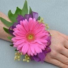 LOVE THE GERBER CORSAGE'S !!