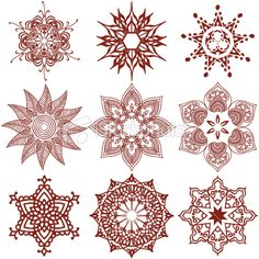Google Image Result for http://i.istockimg.com/file_thumbview_approve/9587151/2/stock-illustration-9587151-mehndi-snowflakes.jpg
