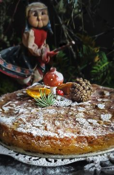 La Befana Cake: Honouring The Old Witch of Winter – Gather Victoria Italian Christmas Traditions, Italian Traditions, Yule, Baking Recipes, Dessert Recipes, Dessert Ideas, Italian Cake, Italian Cookies, Italian Desserts