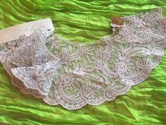 Vintage Spitze - +❤Antik!Plauener Spitze,BWspitz,Tüllspitze ❤+RAR - ein Designerstück von mypatchworld bei DaWanda Lace Trim, Embroidery, Etsy, Tops, Women, Fashion, Vintage Lace, Moda, Needlepoint