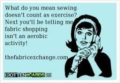 Sewing Humor