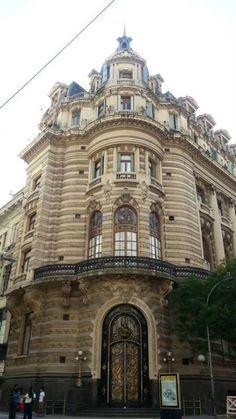 Cupulas y Ornamentos de BuenosAires , Arquitectura Argentina