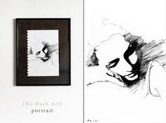 p o r t r a i t s  [no rush art]