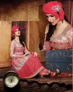 Stylish Pink Churidar Embroidered Suit Design No :- 18552 Product :- Unstitched Salwar Kameez Size :- Max 40 Fabric :- Pure Georgette Work :- Resham, Jari, Embroidery, Diamond Work Stitching Charges :- र 400 Price :- र 6507  For Sales Queries :- sales@manjaree.in OR call on 0261-3131669  For More Information :- http://manjaree.in/  Follow Our Blog :- http://manjareefashion.blogspot.in/