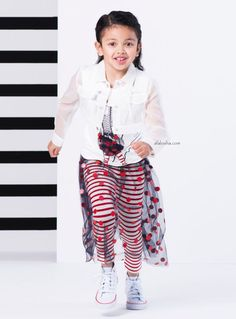 ALALOSHA: VOGUE ENFANTS: Must Have of the Day: Wardrobe Refresh &Smart Style Updates with Junior Gaultier