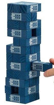 Your Tower's Looking a Little Wibbly Wobbly...I want one!!!