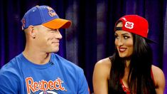 WWE power couple John Cena and Nikki Bella recently got nude after reaching a very special milestone. The two WWE superstars were last seen in the ring together back at WrestleMania 33 when Cena . John Cena Nikki Bella, Artem Chigvintsev, Wwe Couples, Daniel Bryan, Wwe News, Hollywood Life, Twin Sisters, Great Friends