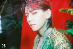 """Baekhyun """"The War"""" Photo Teaser"""