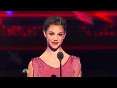 Beth Ann Robinson - American's Got Talent 2011 - First Semi Finals