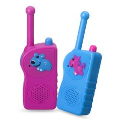 Low Consumption 0.5W 3V Walkie Talkies for Children. Find the cool gadgets at a incredibly low price with worldwide free shipping here. E-SMART TD-417 0.5W 3V Walkie Talkies for Children -Pink + Blue (2PCS), Walkie Talkies, . Tags: #Electrical #Tools #Walkie #Talkies