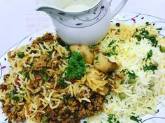 Mince Biryani recipe by Fatima A Latif posted on 10 Mar 2017 . Recipe has a rating of by 1 members and the recipe belongs in the Beef, Mutton, Steak recipes category Steak Recipes, Rice Recipes, Indian Food Recipes, Real Food Recipes, Dinner Recipes, Ethnic Recipes, Rice Dishes, Food Dishes, Green Chutney
