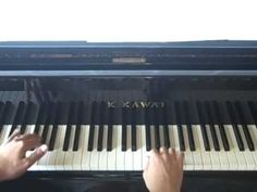 PIANO LESSONS BY EAR - Cartoon Style Animation Playing
