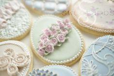 Easter cookies by SweetAmbs