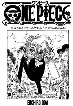 Baca Komik One Piece 975 : komik, piece, Piece, Cover, Ideas, Chapter,, Piece,, Manga