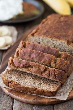 One bowl healthier banana bread recipe with no sugar, butter, or oil! So all in all, I am getting more curious about healthier ingredient swaps. Honey for granulated sugar, greek yogurt for butter or oil, applesauce for oil, bananas for fats and sweetness.