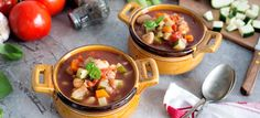 Ridiculously easy? Check. Incredibly flavorful and satisfying? Double check! This is a delicious, make-it-your-own Italian vegetable soup. Add any vegetables or beans you want to use up, or a small...  Read more