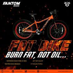 #FantomBikes #FatBike