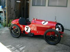 Came across some info: Joe Palazzolo's Homemade Tipo 2002 (Monterey, CA) This toolroom hand built car has a 200 cc rear air cooled engine, rear hydraulic ...