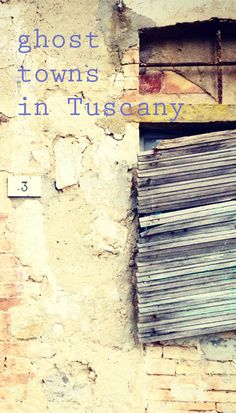 abandoned places in Tuscany Italy >> read it here: http://www.blocal-travel.com/urbex/abandoned/abandoned-tuscany-html/