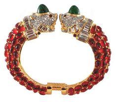 If I Were Rich I Would Buy… Kenneth Jay Lane Lion Head Bracelet