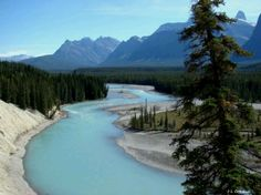 Athabasca River, Jasper AB