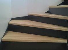 L'habillage de dessous l'escalier