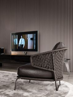 Armchairs | Seating | Aston Cord Indoor | Minotti | Rodolfo. Check It Out On