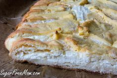 <em> This Low-Carb Cheese Danish is made with Fat Head dough that is grain free, tree-nut free and made without sugar! </em>   You might be wondering why the word FAT HEAD in the title right? Or maybe some of you know what I'm talking about and you are super excited for this recipe! If you've never heard of Fat Head dough before you may be very new to low carb living. It's a simple dough that is basically ...