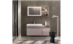 Modna łazienka: 12 kolekcji mebli - Galeria - Dobrzemieszkaj.pl Vanity, Bathroom, Dressing Tables, Washroom, Powder Room, Vanity Set, Full Bath, Single Vanities, Bath