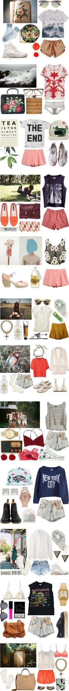 """""""You look great in shorts"""" by kelly-m-o on Polyvore"""