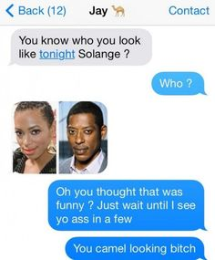 Top 15 Funniest What Jay Z Said To Solange Memes