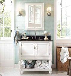 tavolo da falegname in bagno | interjers | Pinterest | Wood table ...