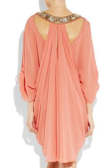 Kaftan...and that's the BACK!
