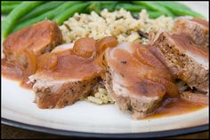 My husband's coworker (and fellow Flickrite), Josh, passed this recipe along to me. He said it was the best pork tenderloin recipe... ever!    It was absolutely delicious -- the caramelized shallots and the tangy, cidery glaze perfectly complimented the... Easy to Make Pork Tenderloin Recipes - more at http://porktenderloinrecipes.healthandfitnessjournals.com