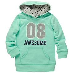 Toddler Girl Carter's Awesome Hoodie | Boscov's