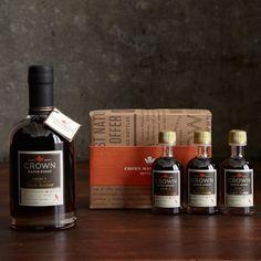 Crown Maple Syrup, Medium Amber