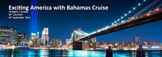 Explore exciting USA with Bahamas Cruise Tour with cheap vacation packages at Chariot World Tours